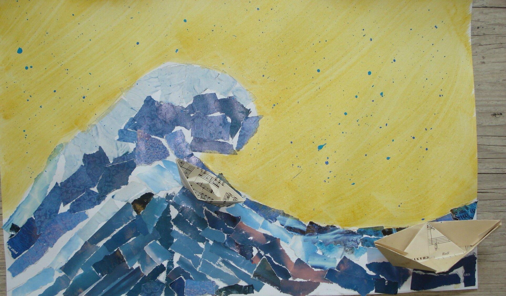 Hokusai Anouch