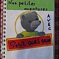 Petit ours brun : séquence 1