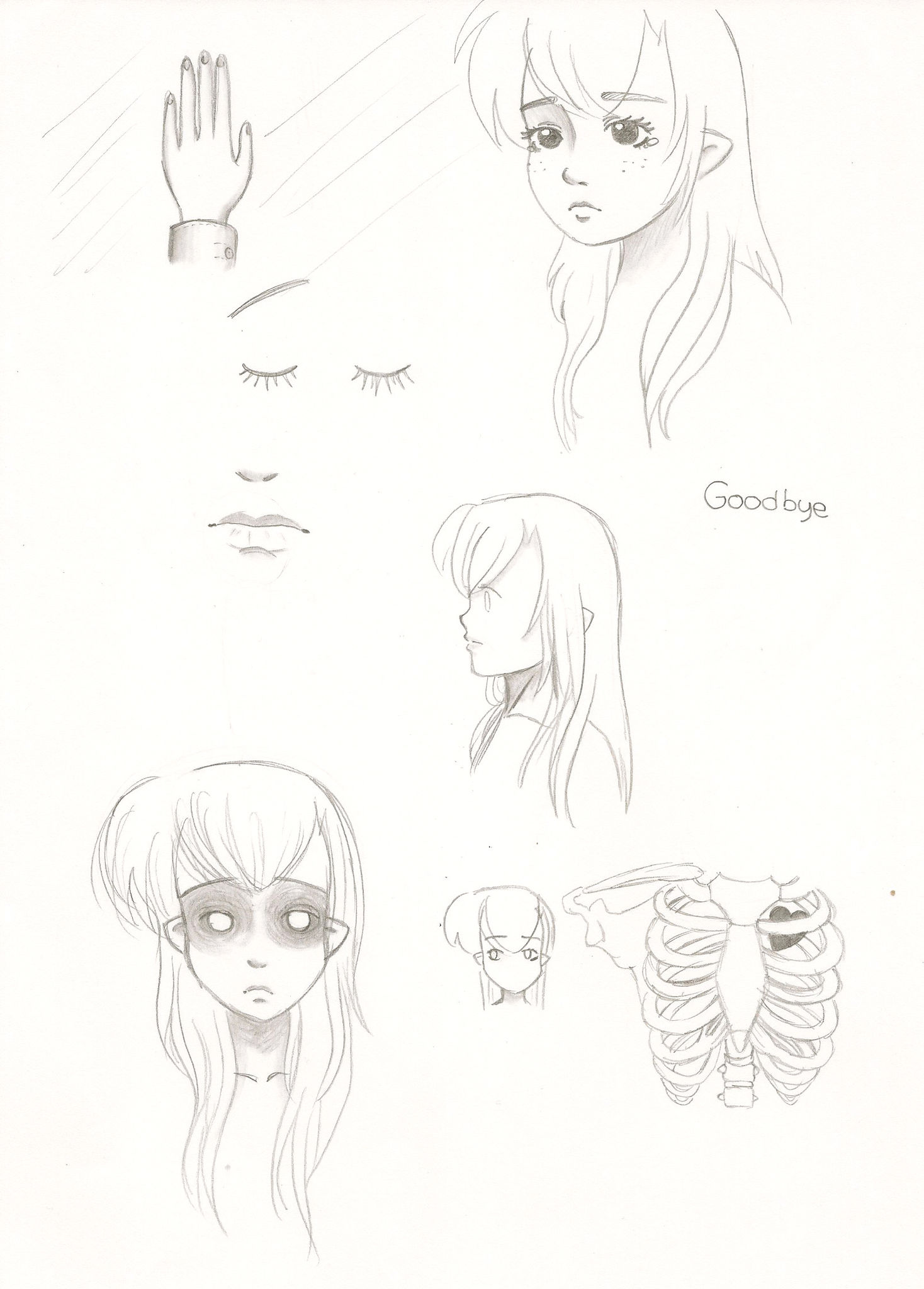 Croquis_GoodbyeMyLover