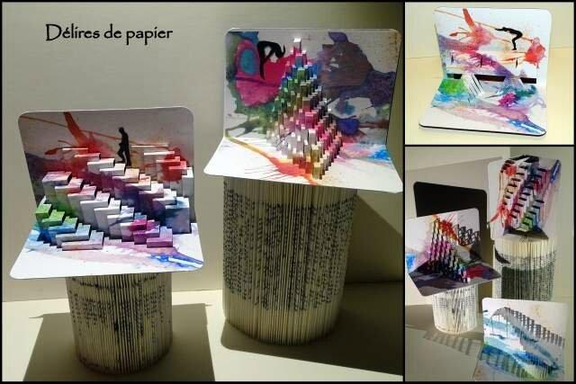 Cartes architecture origami8