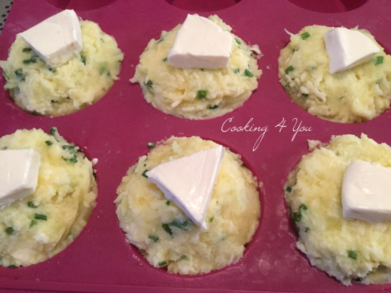 muffins pomme de terre coeur fromage 037
