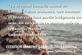 Citation Marthe Gagnon-Thibaudeau