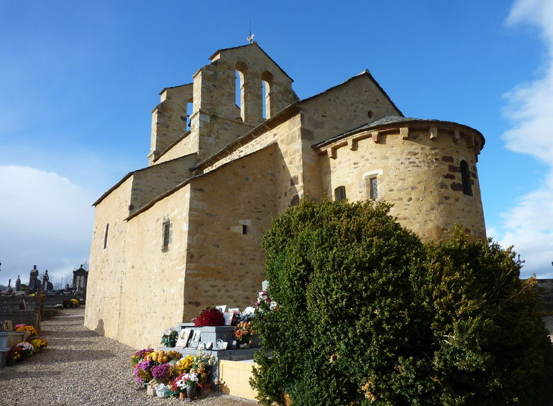 église de Saint-Hérent