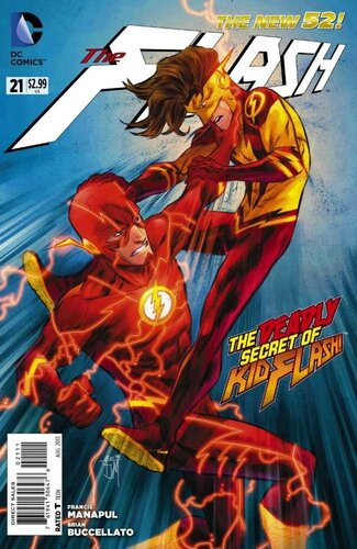 new 52 flash 21
