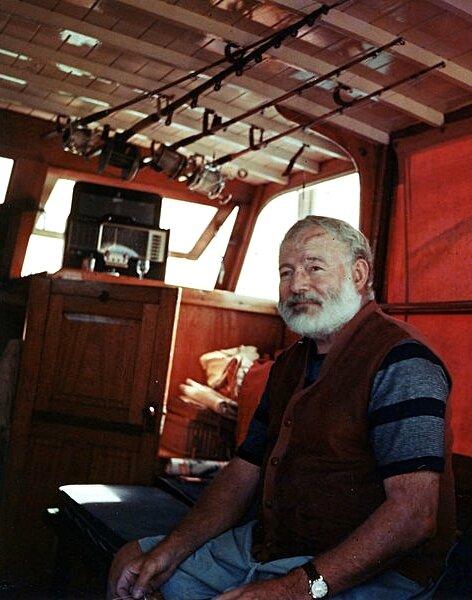 1961-Ernest Hemingway