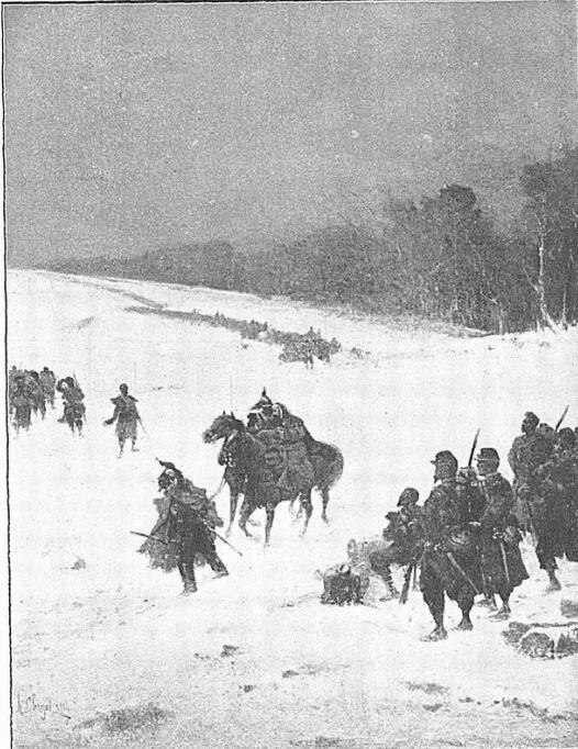 Chigot, au passage d'un héros (1871), 1904