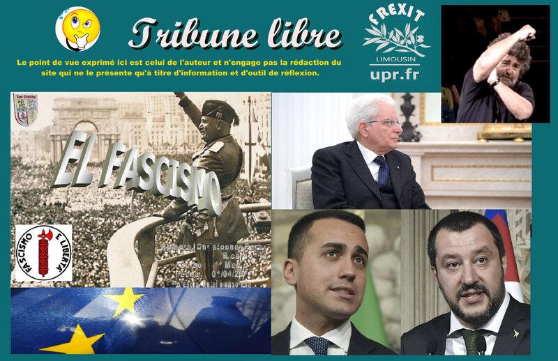 tl fascisme italie coalition