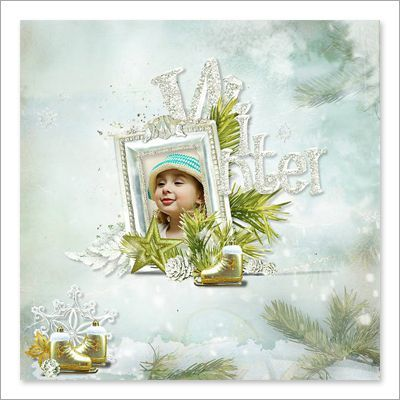 charming winter pages ct3