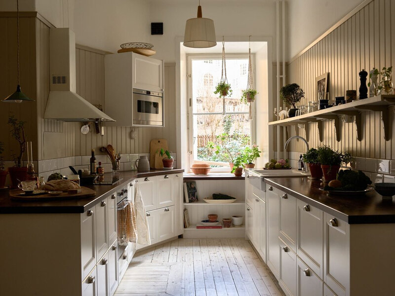 A+Scandinavian+Apartment+Painted+In+Soft+Color+Tones+-+The+Nordroom