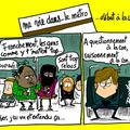 Ma vie dans le....métro: la burqa kadémique