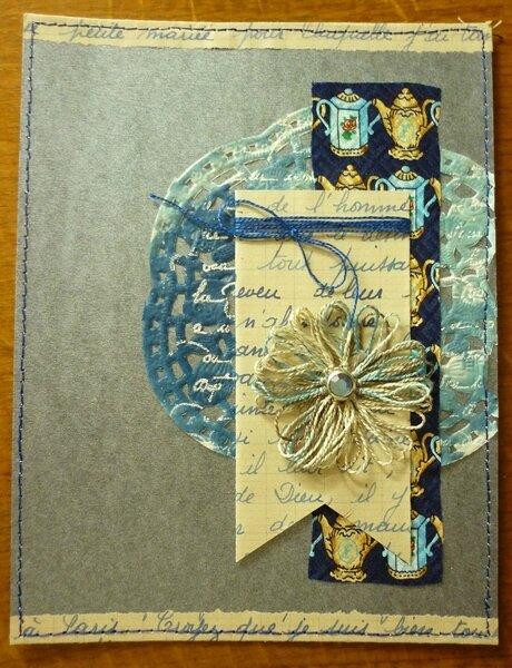 De lettre bleue 01