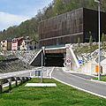 Le péage du tunnel maurice lemaire