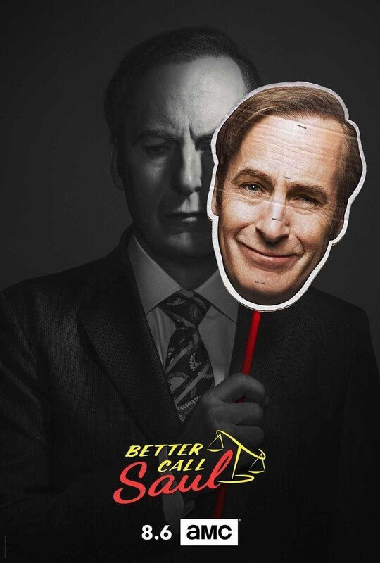 Better Call Saul S4 poster