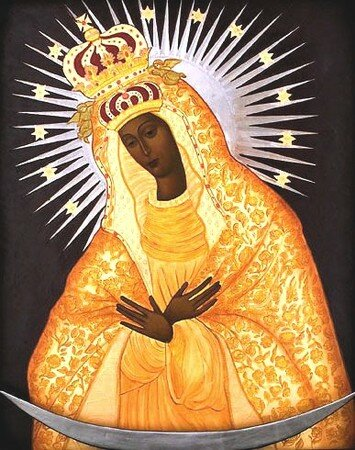 02809_virgin_queen_of_mercy_with_aedicule_marek_czarnecki