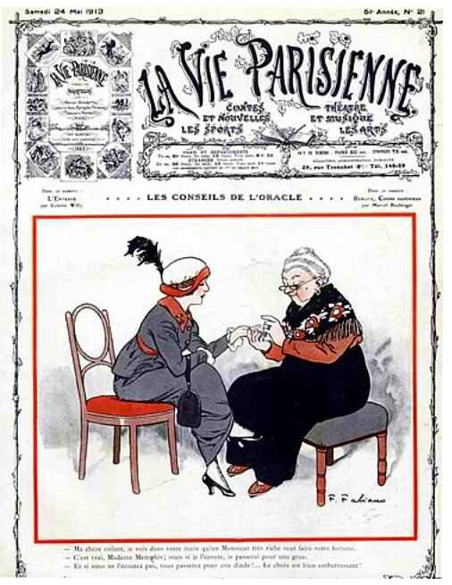 La vie parisienne Fabiano