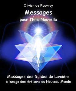 Couverture Messages Ere Nouvelle