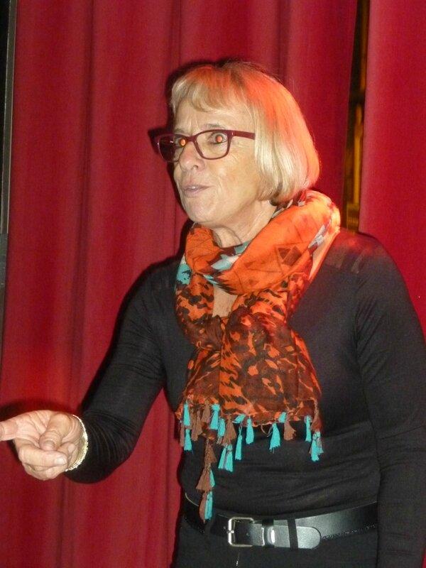 cabaret contesN°2 à la Mezzanine: les photos!