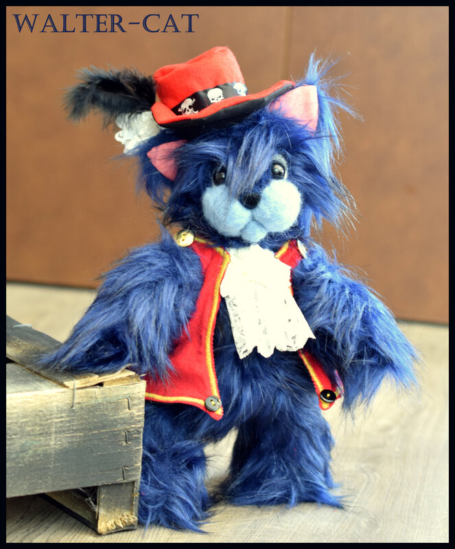 Walter cat4