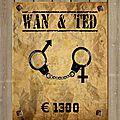 *W & T - WAN & TED (remanié) numérique - 2.99€ - Kamash