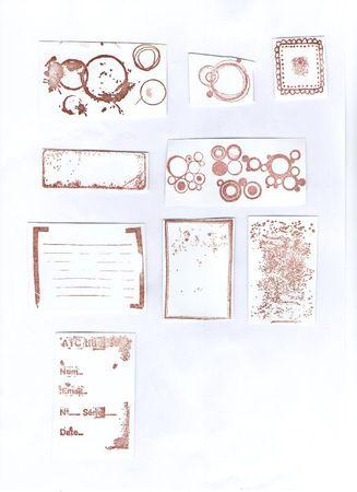 PLAQUE 13