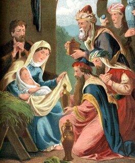 Jésus-naissance