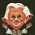 M Radzinger Pape en retraite