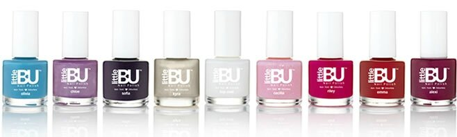 little bu vernis ongles