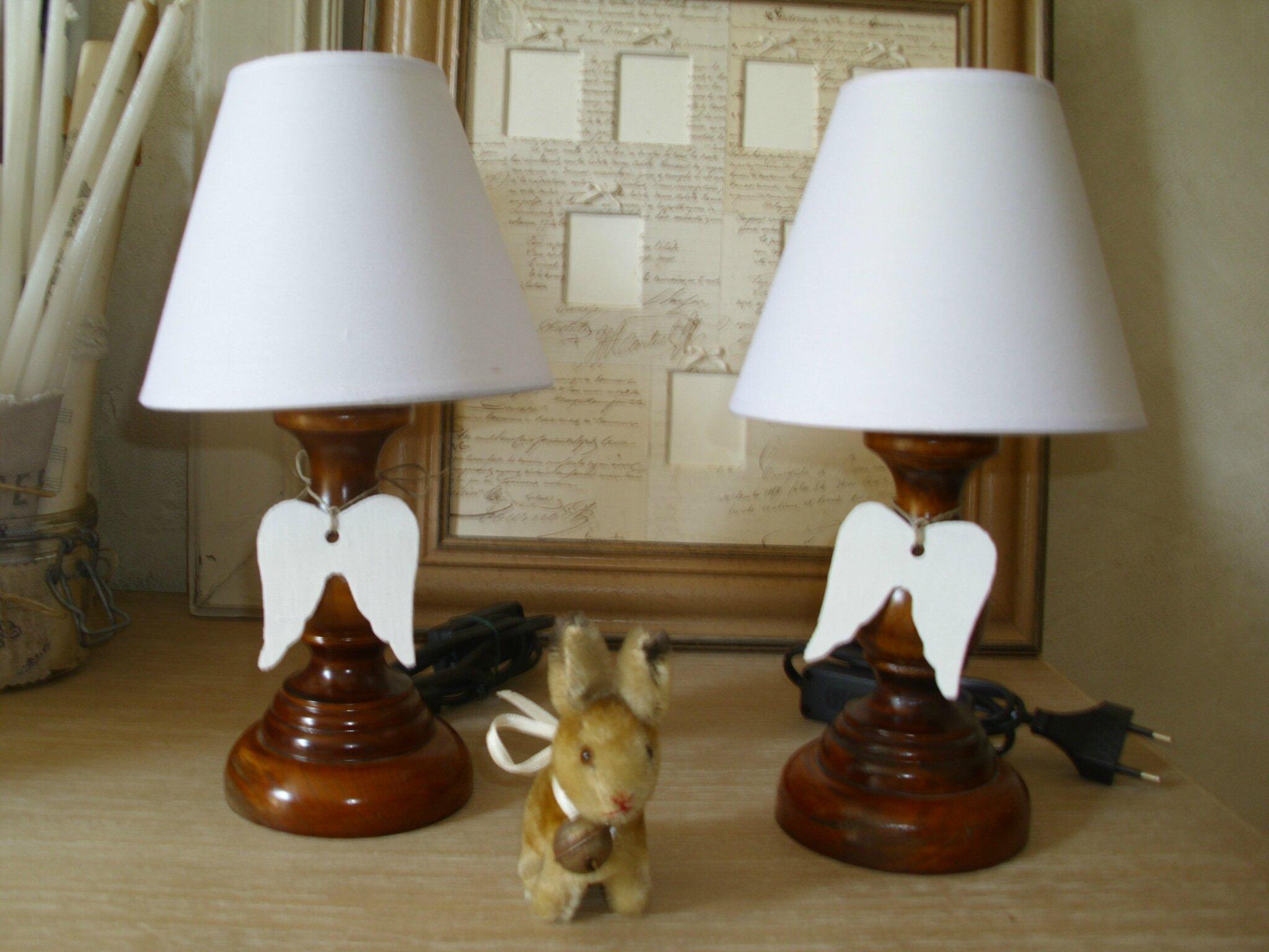 Lampes chevet