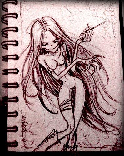 Vald Zombie Saona Crayon