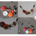Collier boutons ...