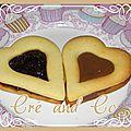 Biscuits Petit Coeur