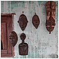 Masques & sculptures de guinée