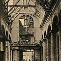 Poelcapelle église détruite