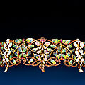 Vmfa acquires enameled choker by celebrated belgian jeweler philippe wolfers