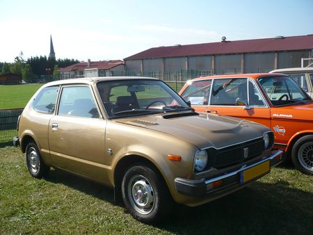 HONDA Civic hondamatic 1978 Hambach (1)