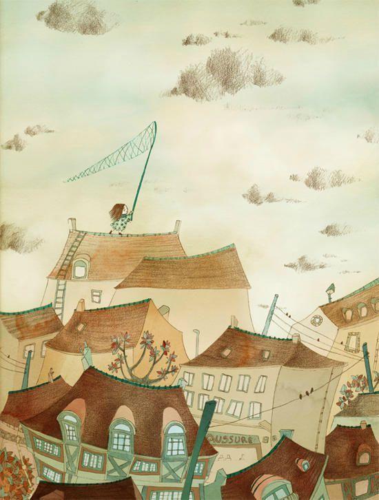 illustration la maison isabelle de marly