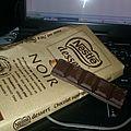 Defi 13 #4 caramels et chocolats