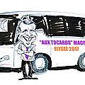 Macron, en marche