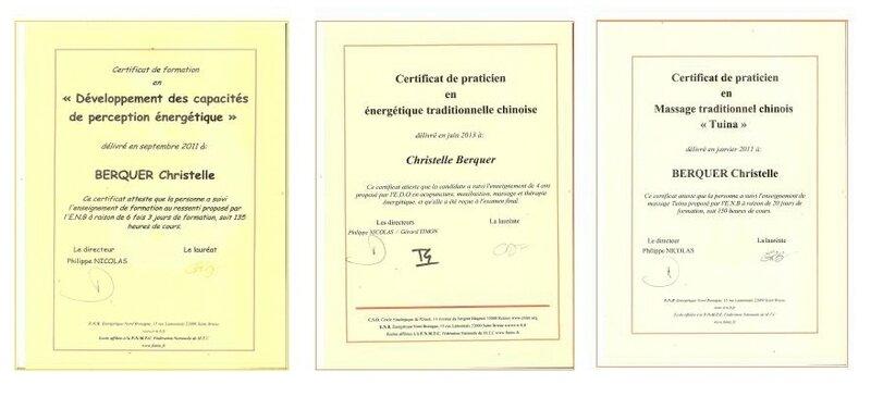 certificats ensemble image