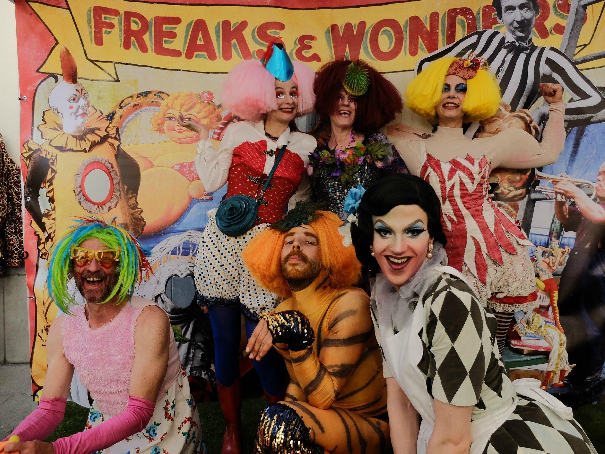 freaks is great
