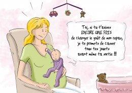 allaiter enceinte