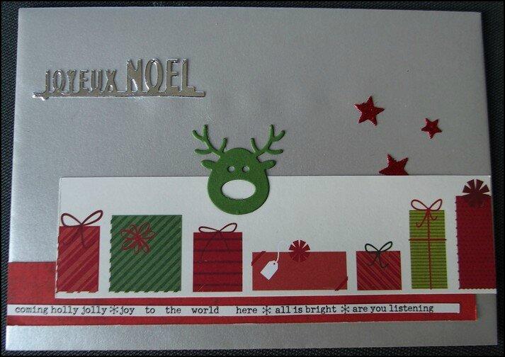 enveloppes décorées noël 6