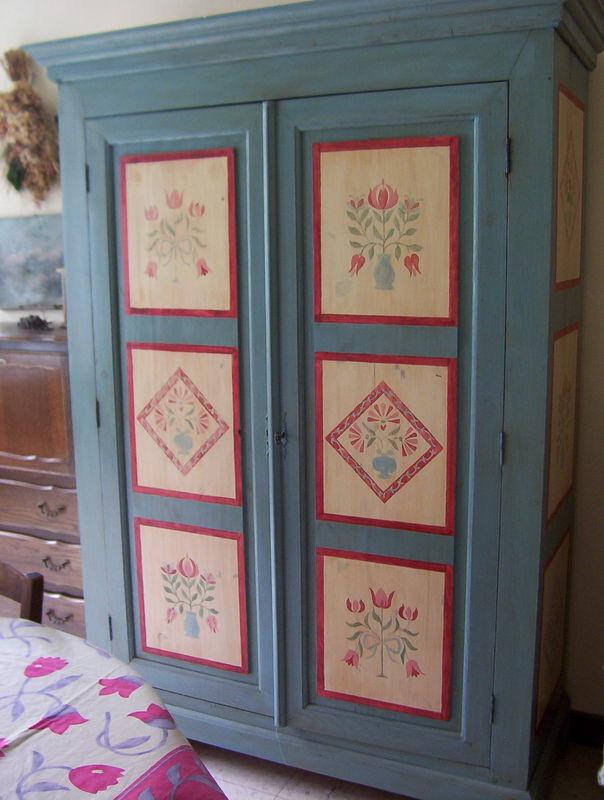 armoire alsacienne