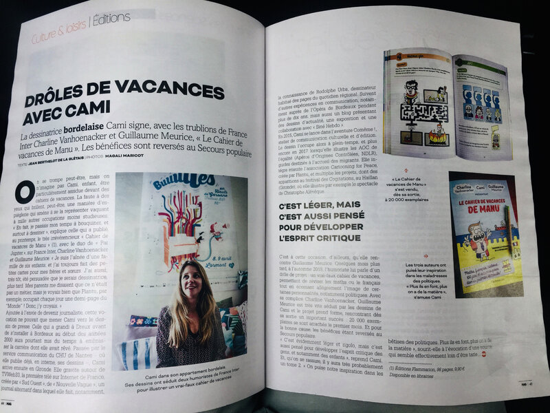 CamiSudOuestMag