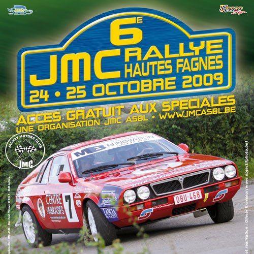 Rallye de Jalhay 2009 2