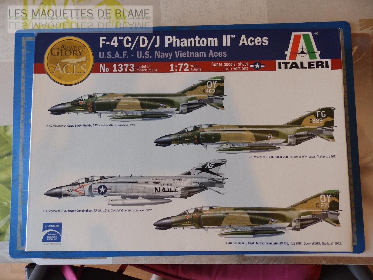 F-4C PHANTOM II COL. ROBIN OLDS 433TH, 8 TFWB UBON THAILAND 1967!