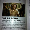 On the road sur canal + en mai
