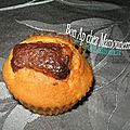 Petits gâteaux au chocolat crunch et bienvenue à handy