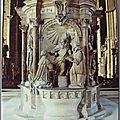 Reims 2-1 basilique St Rémi - Tombeau de St Rémi