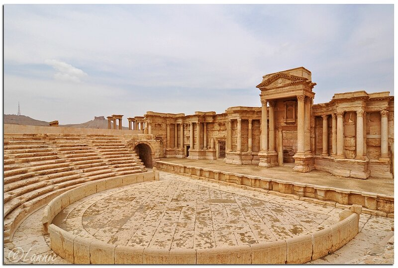 Syrie_Palmyre_Theatre_4